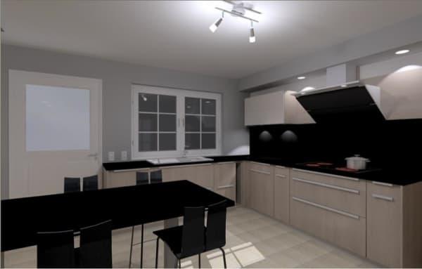 sp cialiste du design et de la conception de cuisines. Black Bedroom Furniture Sets. Home Design Ideas